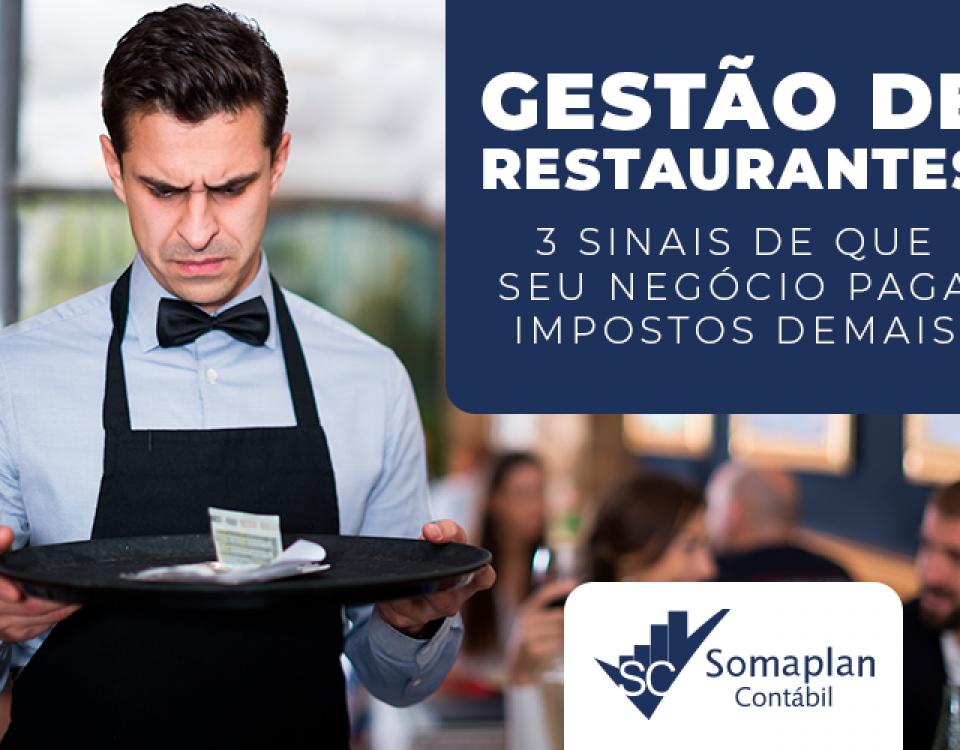 Gestão de Restaurantes