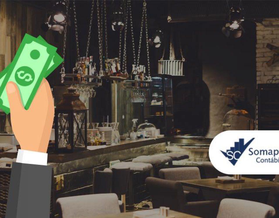 controle financeiro para restaurantes